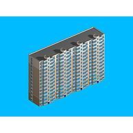 高层住宅楼3D模型3d模型