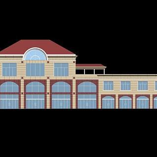 小商城3d模型