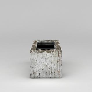 水泥槽3d模型3d模型