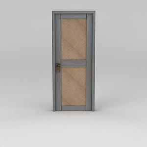 3d室内木<font class='myIsRed'>门</font>模型