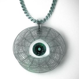 3d水晶项链首饰模型