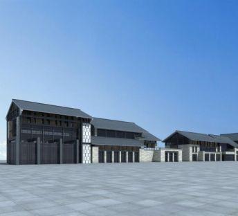 现代商业建筑