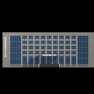 公司办公楼3d模型