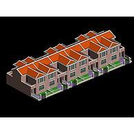 名宅小别墅3D模型3d模型