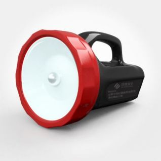 手电筒3d模型