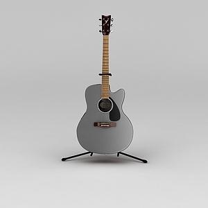 电吉他模型
