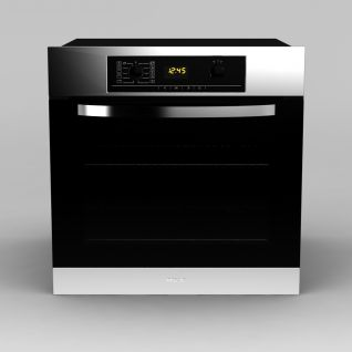 烤箱3d模型