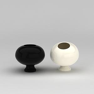 球形摆件模型