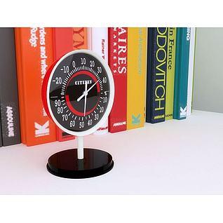 温湿度计3d模型