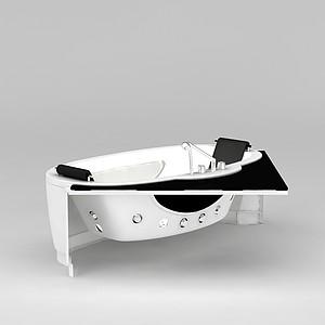 水槽模型3d模型