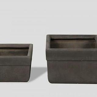 水泥花盆3d模型