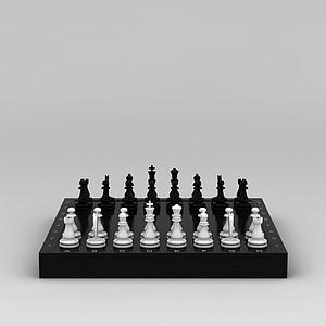西洋棋模型