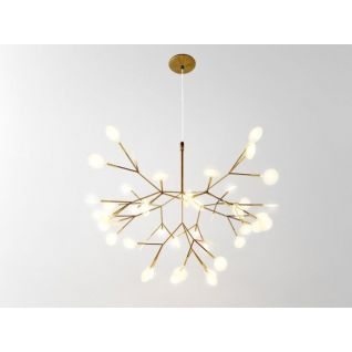 现代树枝形吊灯3d模型