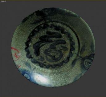 中式陶瓷碗