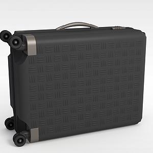 行李箱模型