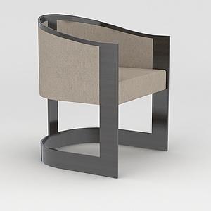 创意单椅模型