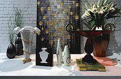 中式装饰品摆件组合模型3d模型