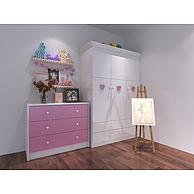 儿童房柜子3D模型3d模型
