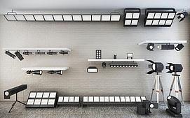 舞台灯模型