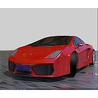 超级跑车3D模型3d模型