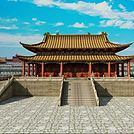 故宫建筑模型