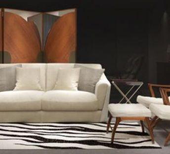 现代沙发休闲躺椅组合