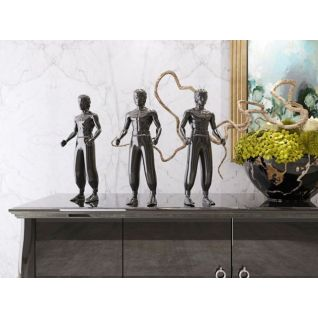 李小龙人物雕塑摆件3d模型3d模型
