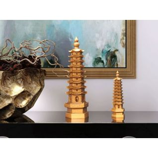 玲珑宝塔艺术摆件组合3d模型3d模型