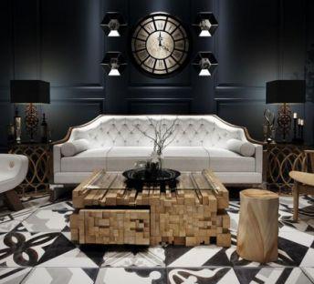 休闲沙发单椅茶几组合