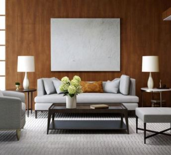 简约现代沙发茶几组合