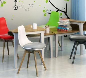 创意现代书桌椅组合