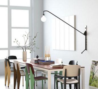 创意简约桌椅组合
