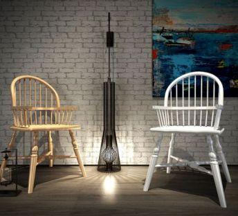 地中海休闲椅子