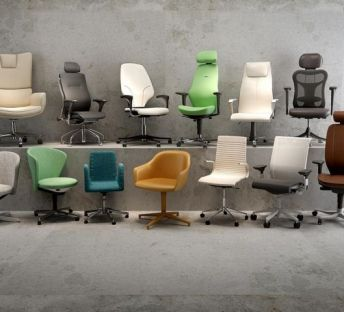 高品质办公椅合集