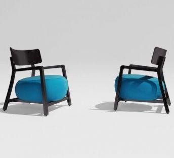 创意中式休闲椅