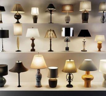 现代中式花瓶灯
