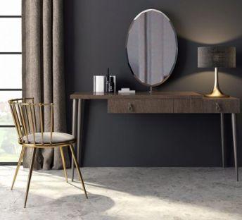 现代梳妆桌椅