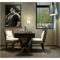 现代书桌椅台灯组合3D模型3d模型