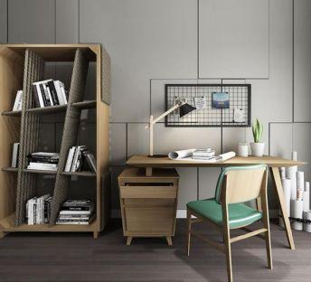 创意书桌椅