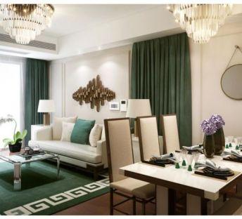 客厅沙发茶几餐厅桌椅组合