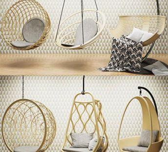 室内休闲吊椅