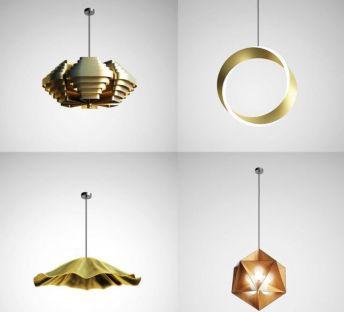 创意现代吊灯组合