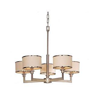 现代欧式吊灯3d模型