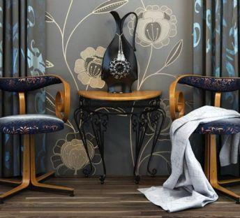 创意休闲茶桌椅