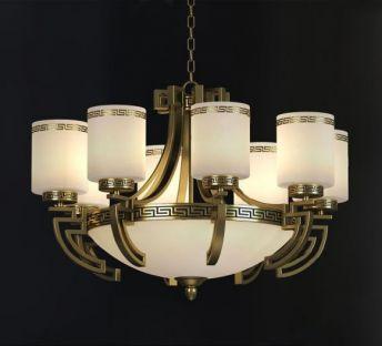 新古典吊灯