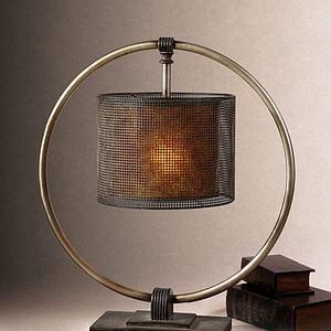 新古典中式台灯模型