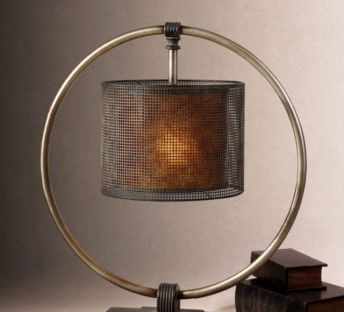 新古典中式台灯