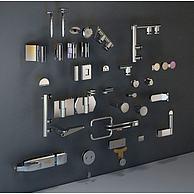 五金配件门锁3D模型3d模型