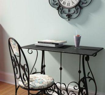 复古铁艺桌椅