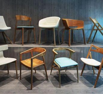 木质休闲椅